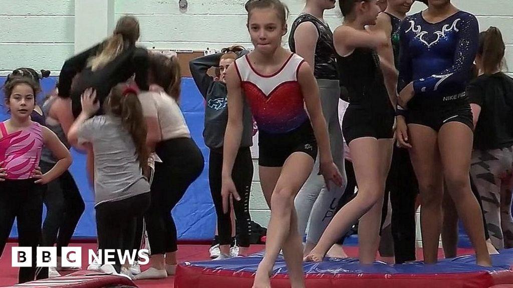 Image result for Deaf gymnast makes British Tumbling squad