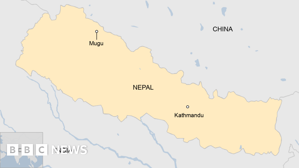 Nepal bus crash kills at least 25 in Mugu district
