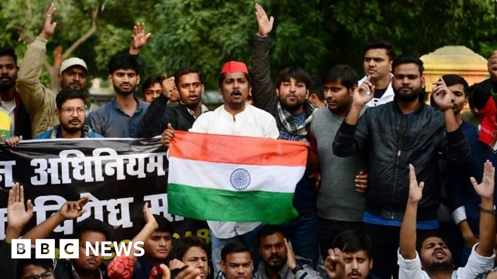 The Citizenship law causing nationwide protests in India thumbnail