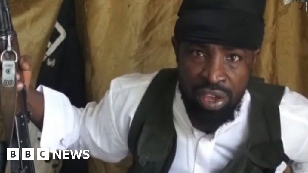 Abubakar Shekau: The brain behind the Chibo kidnappings