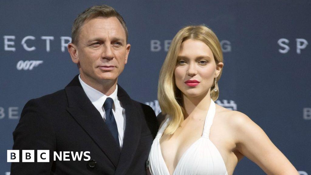 new james bond movie 2020