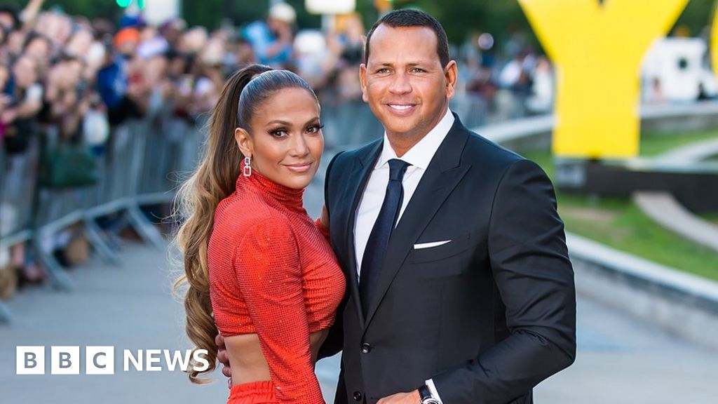 Jennifer Lopez and fiancé send a year s supply of food to US school