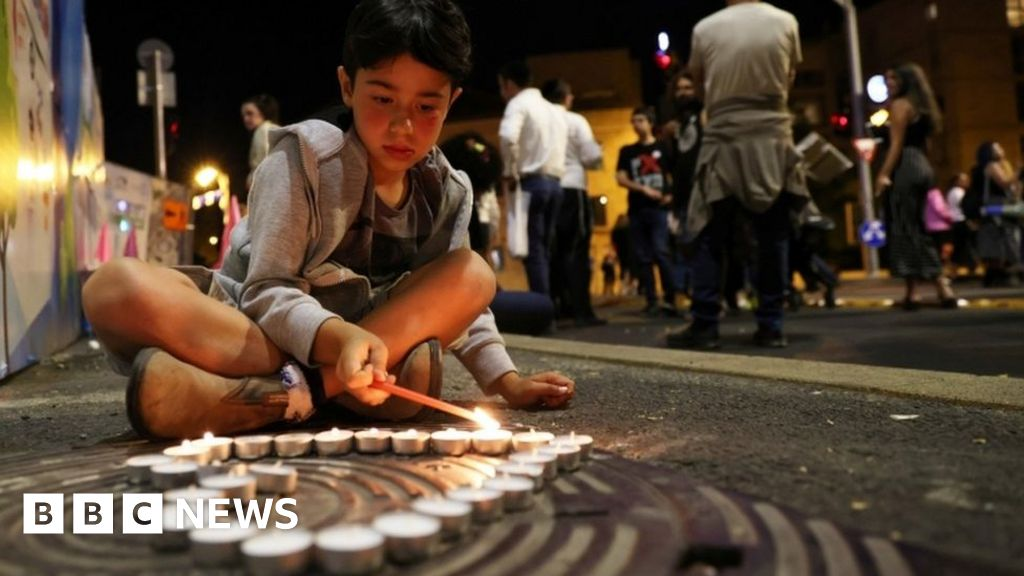 Israel crush: Day of mourning after dozens killed at Jewish festival