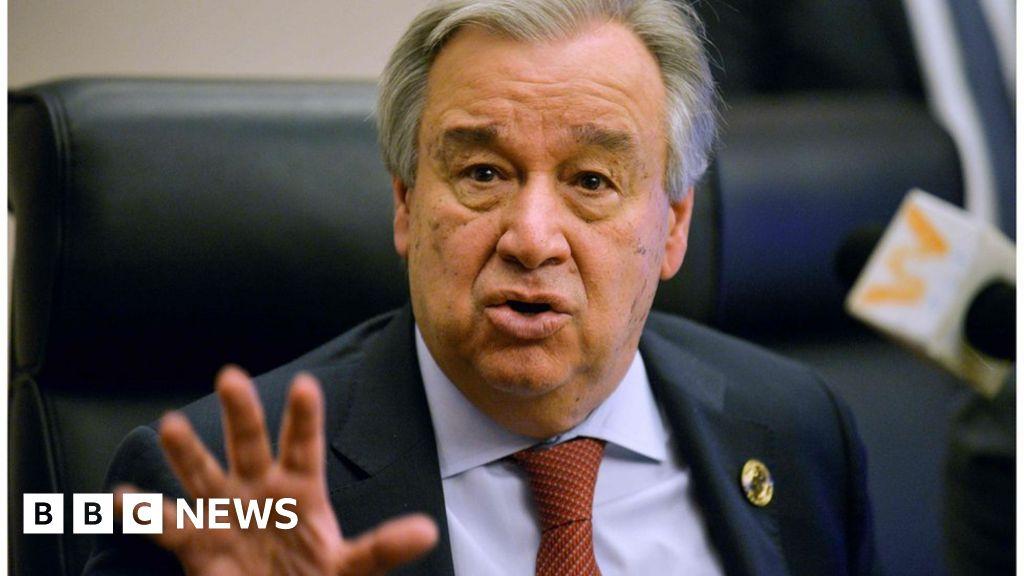 Clean energy future 'is vital' – UN chief