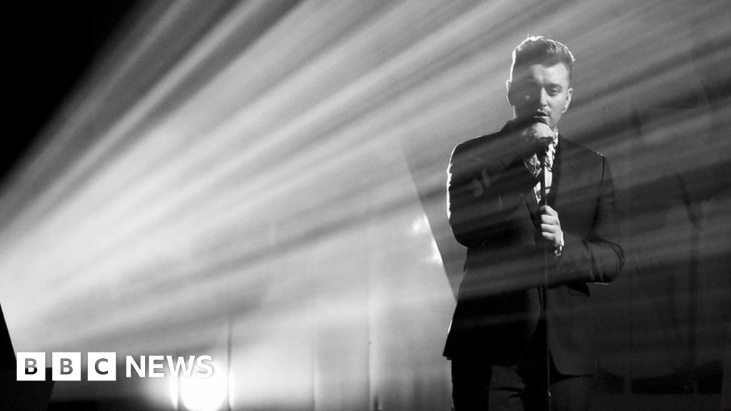 Sam Smith asks 'Who's Thom Yorke?' at Golden Globes after Bond song wins award