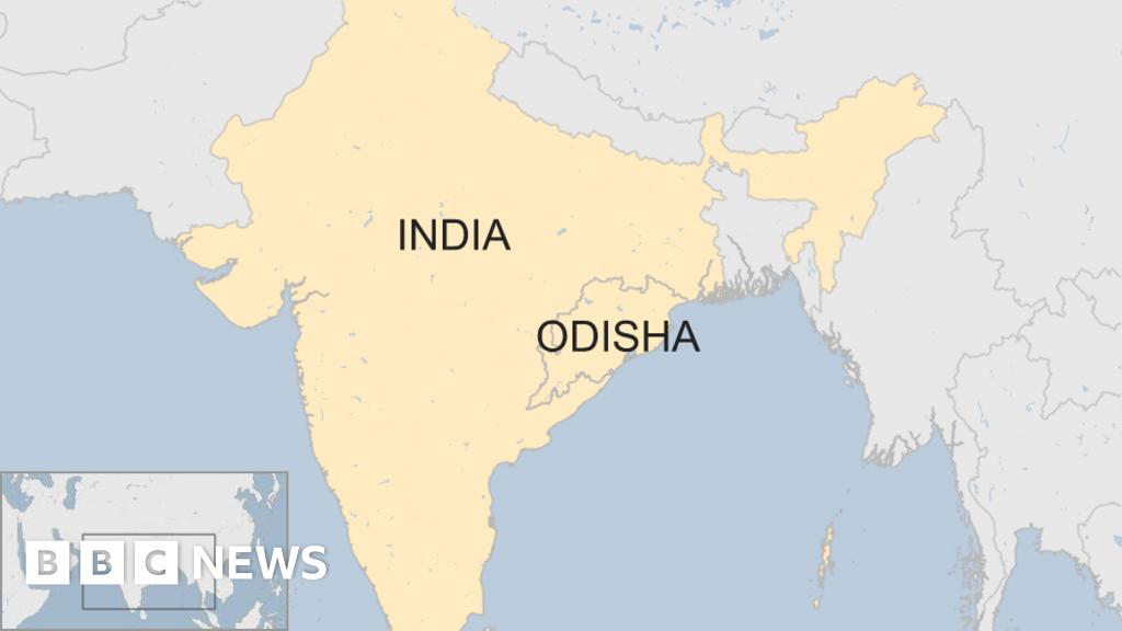India Groom Killed In Odisha After Wedding Gift Explodes Bbc News