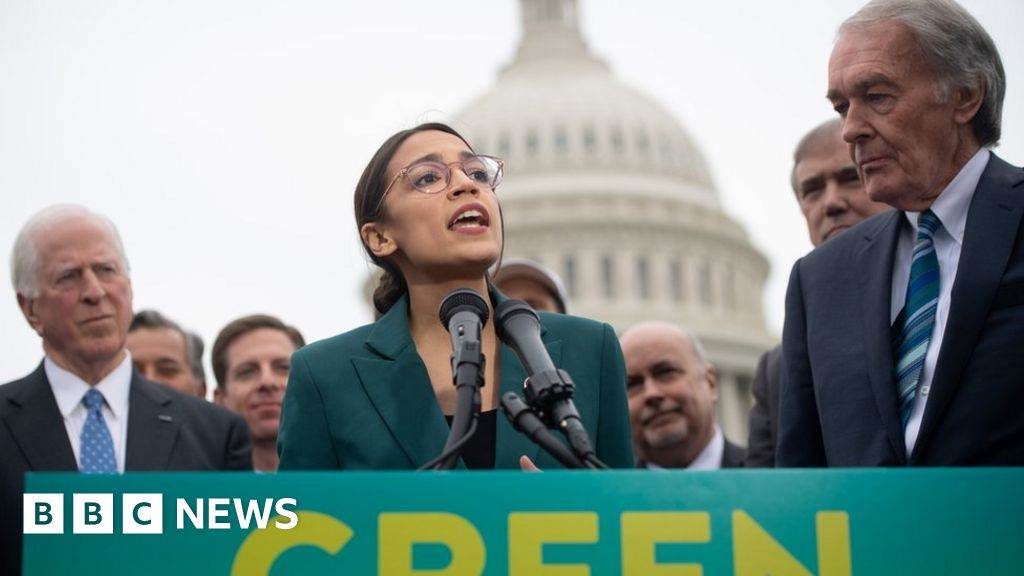 Can the Democrats' Green New Deal really work?