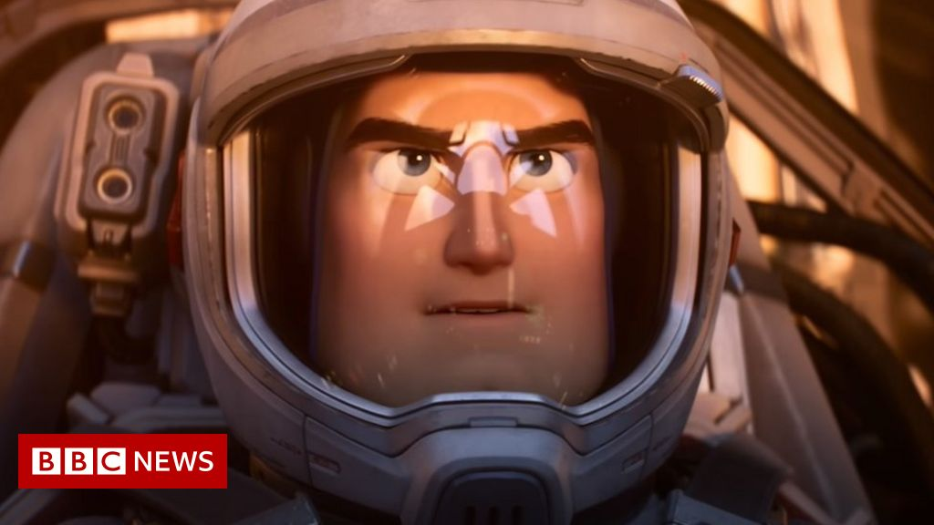 Buzz Lightyear: First trailer for Toy Story favourite s origin story