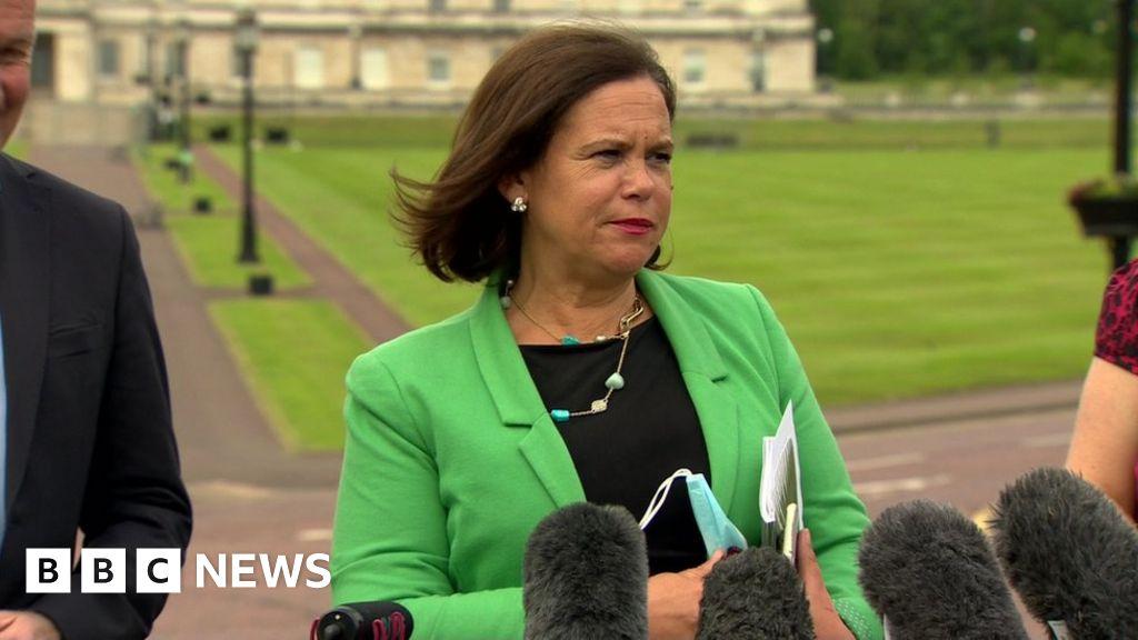 UK government agrees to Irish language laws - Sinn Féin