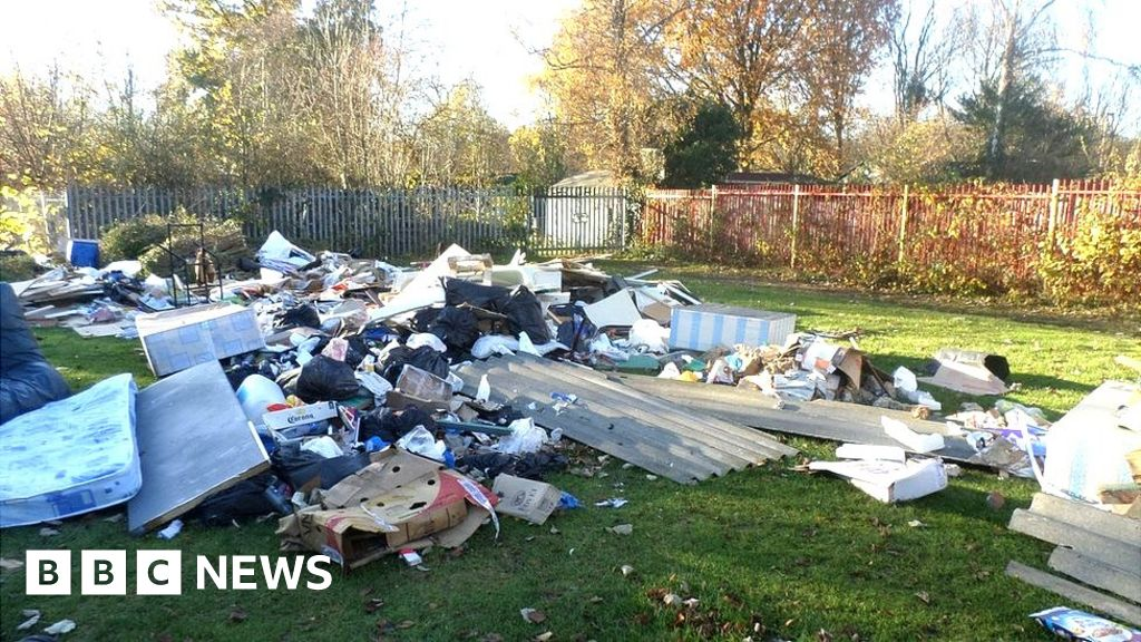 News Daily: Fly-tipping criminals and deadliest day for coronavirus