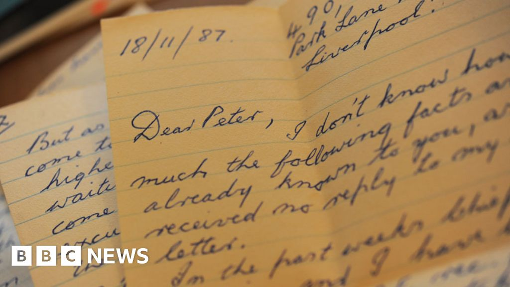 Ian Brady letters: Inside the mind of the Moors Murderer