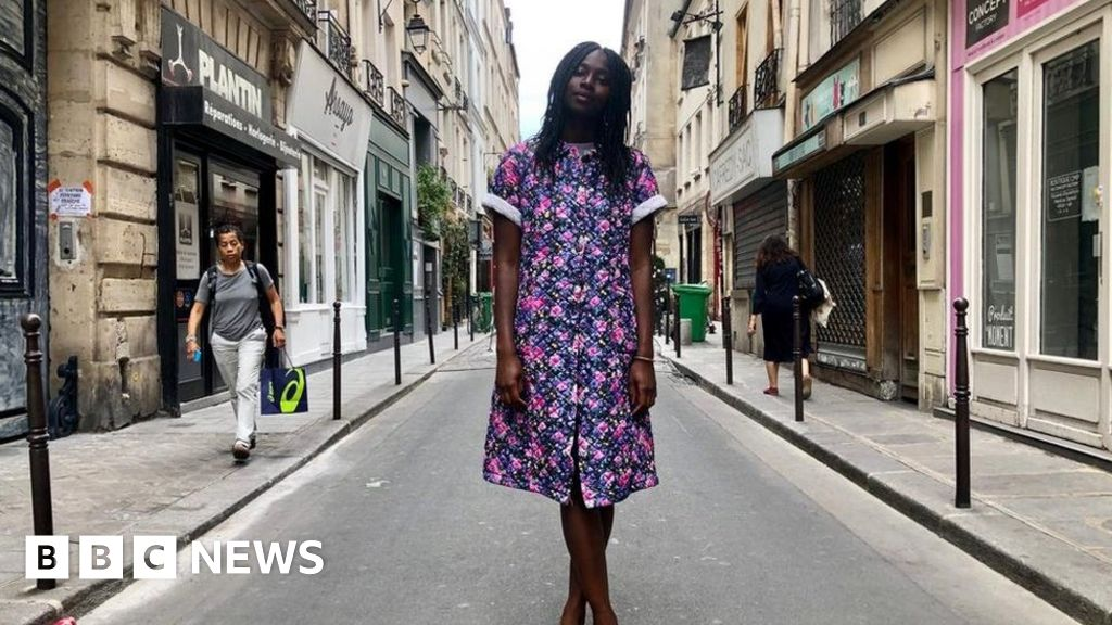 As Paris is a preference for second-hand styles, from Africa