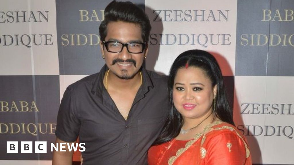 Bharti Singh: Indian comedian arrested after cannabis found in raid