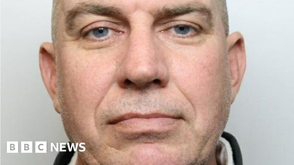 Andrew Ditchfield: Jailed abuser 'where he belongs', says victim