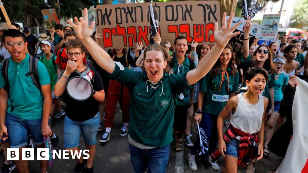 Climate change: Israel to cut 85% of emissions by mid-century