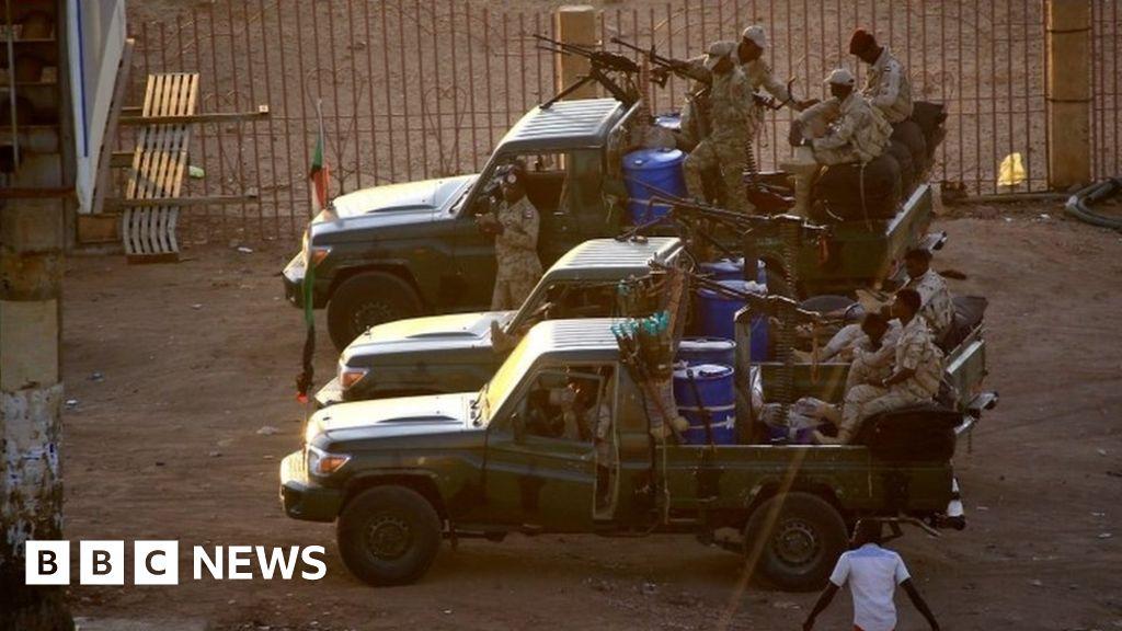 Sudan army quells mutiny by pro-Bashir troops