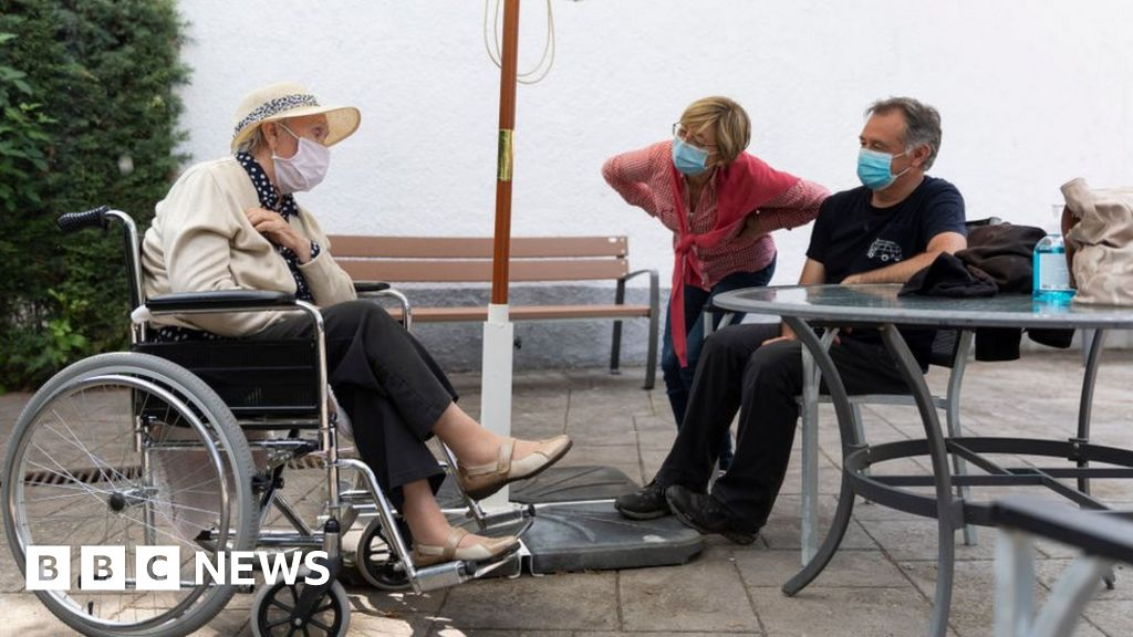 Coronavirus in Scotland: Care home residents to be allowed more visitors
