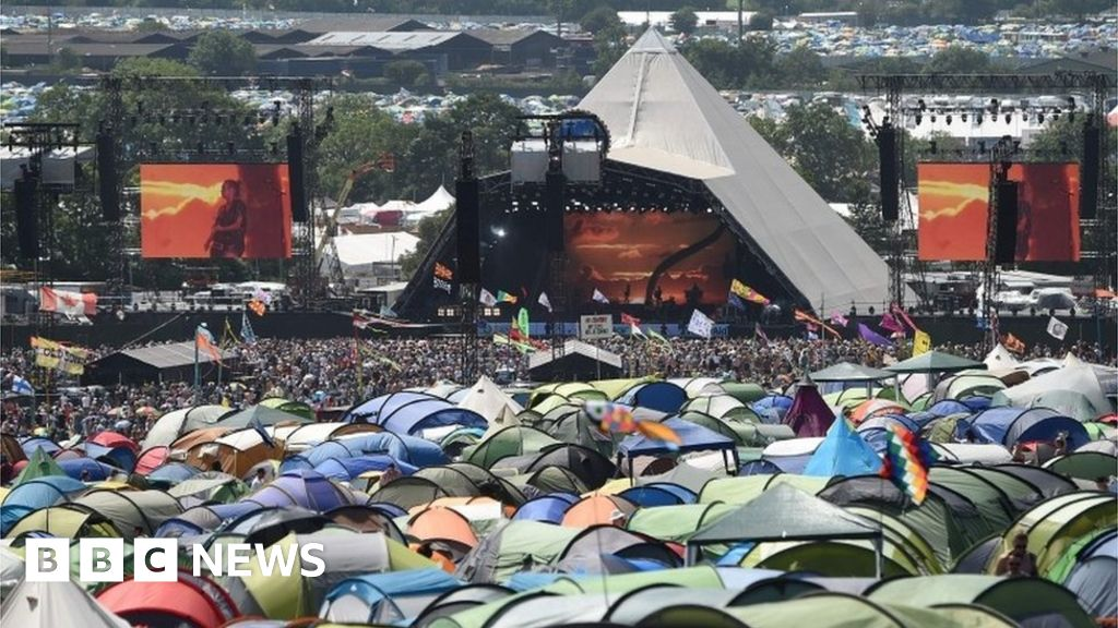 To sell Glastonbury Festival tickets in 34 minutes