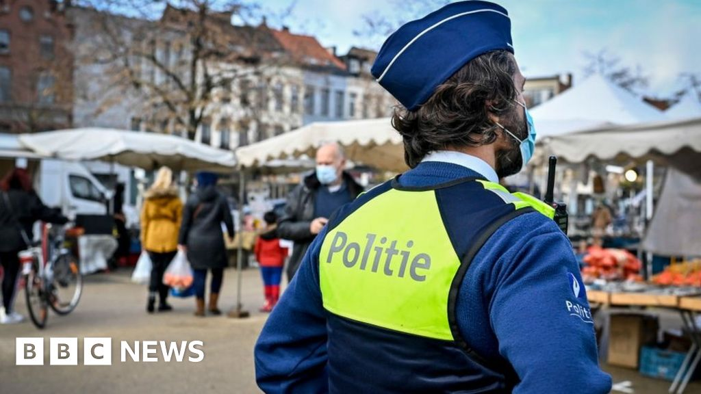 Covid: Belgium announces return to national lockdown