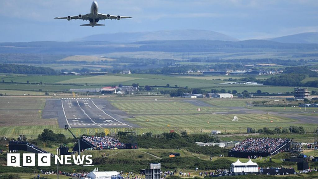 Prestwick Airport cuts losses as revenue takes off thumbnail