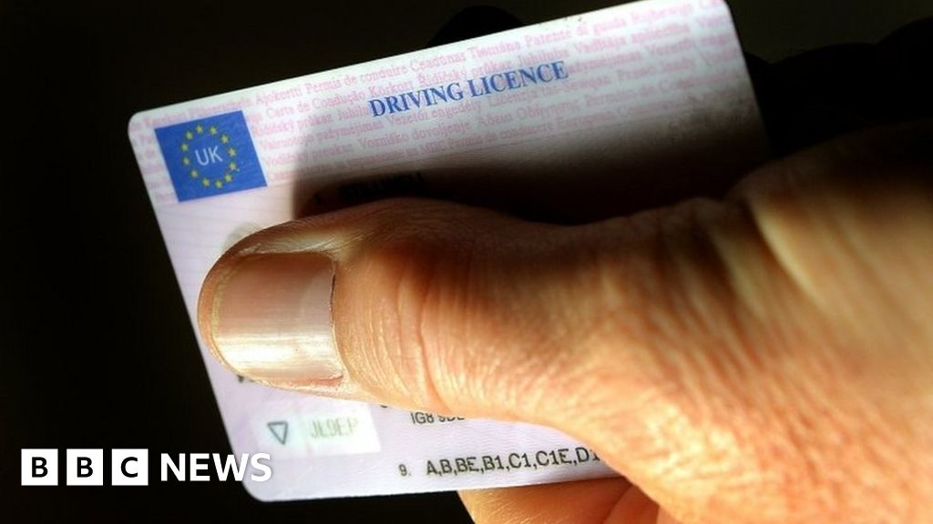 check my driving licence for points