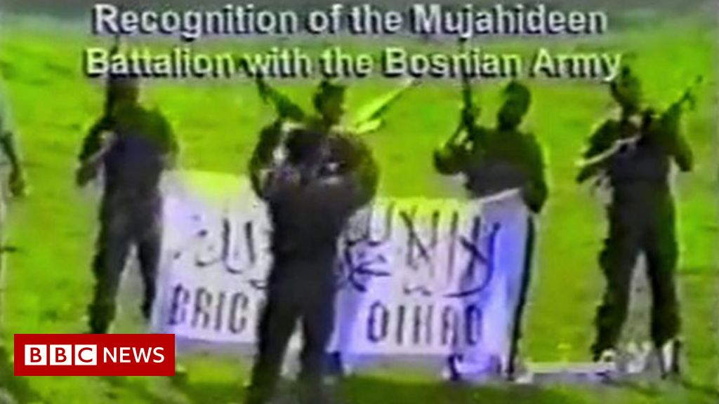 Fighting War On Terror By Flying Blind >> Bosnia The Cradle Of Modern Jihadism Bbc News