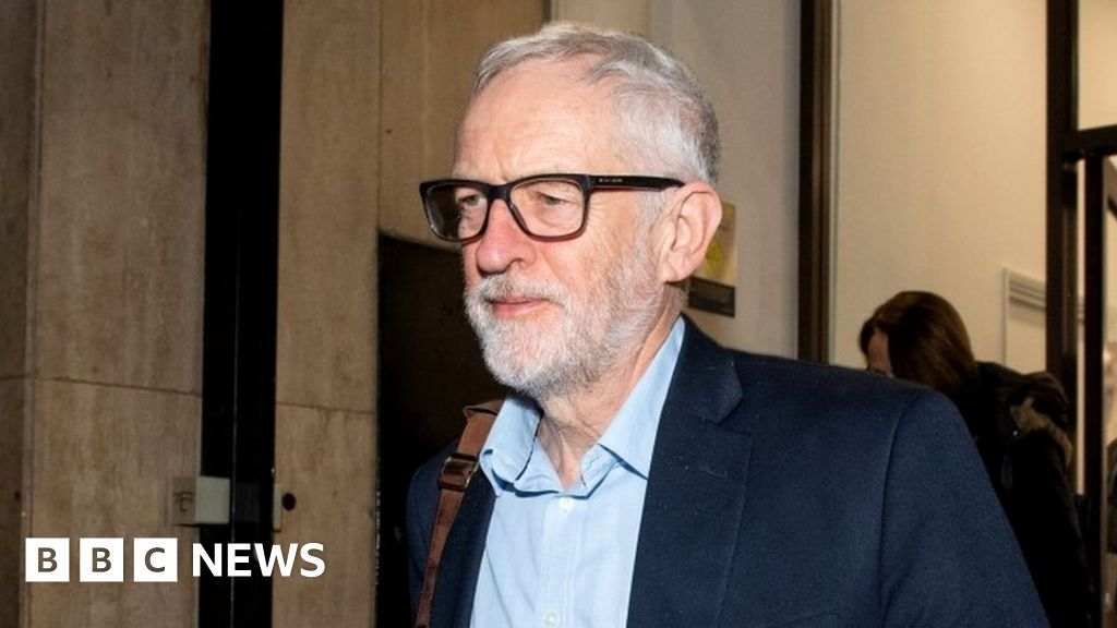 Labour: Jeremy Corbyn not own of the six candidates