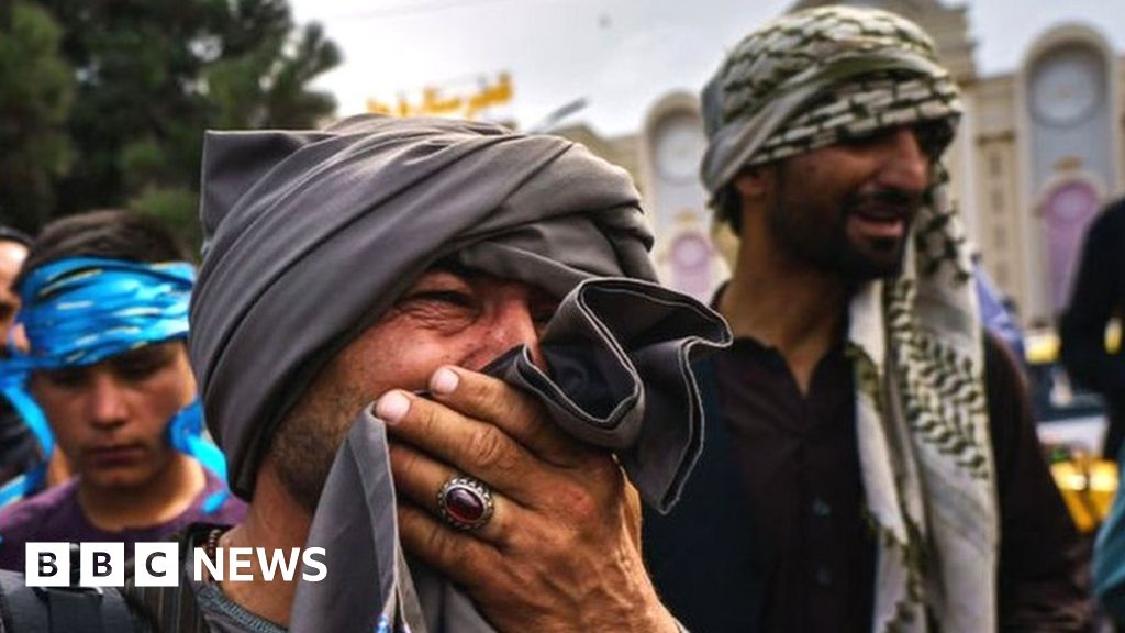 They will kill me: Desperate Afghans seek way out after Taliban takeover