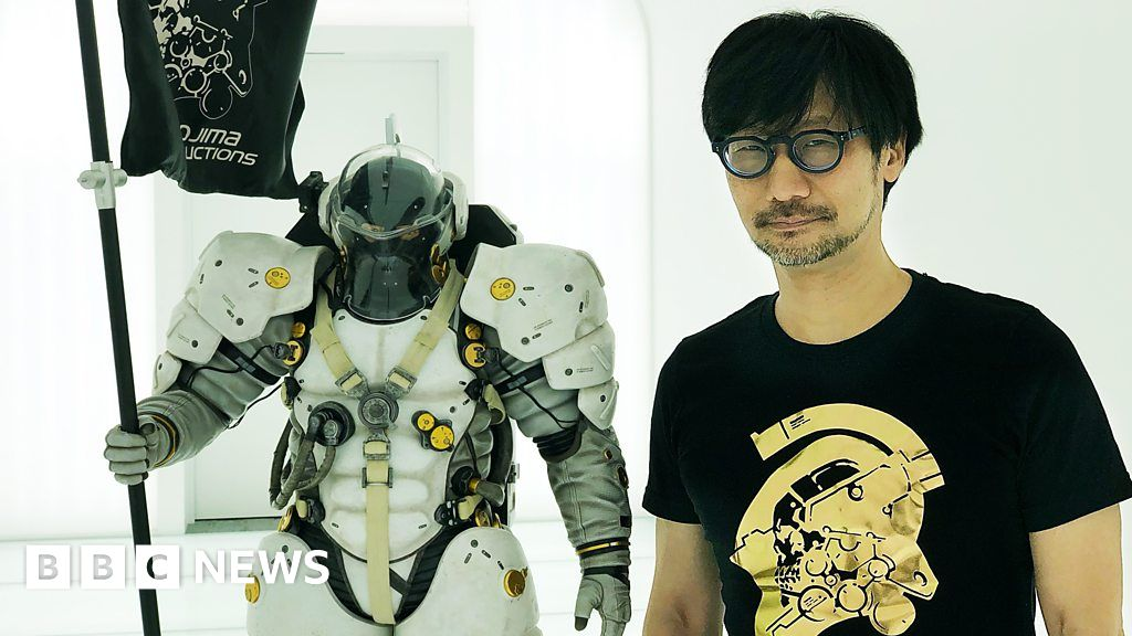 Death Stranding: Hideo Kojima says his new game is a reaction to 'Trump's Wall and Brexit'