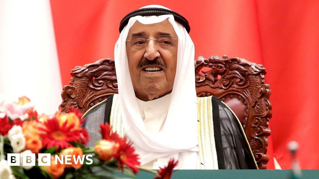Kuwait Emir Sheikh Sabah al-Sabah dies aged 91 - bbc