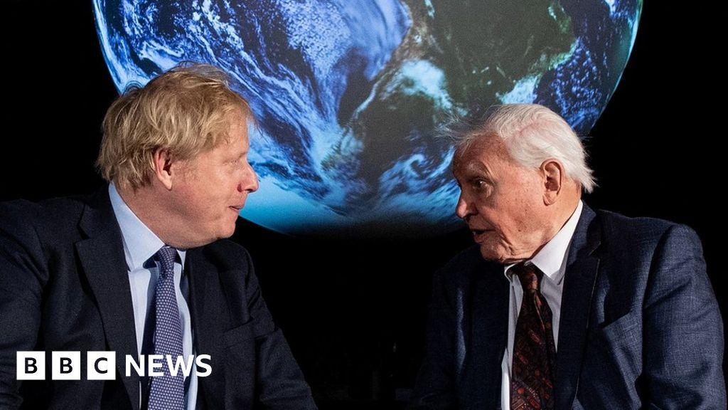 G7 leaders face biggest climate change decisions in history - David Attenborough