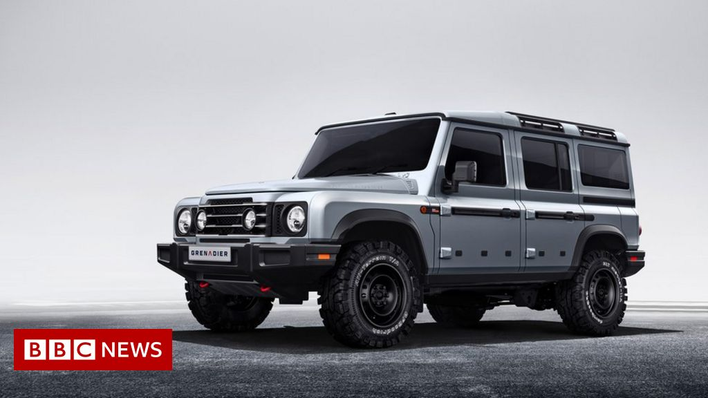 Plan for 4x4 vehicle factory in Wales 'suspended'