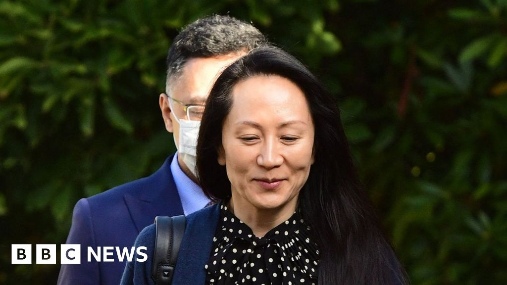 A Chinese technology executive held in Canada on US fraud charges could be freed as early as Friday after the US government said it would submit a &qu
