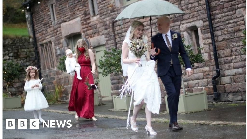 Wedding industry 'ramping up expectations' for big day, says Bishop
