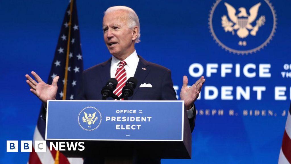Biden: 'More people may die' as Trump transition stalls