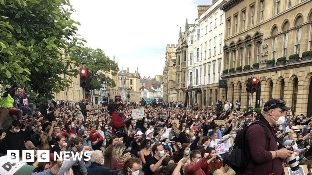 Cecil Rhodes: the protesters are calling for Oxford statue remove