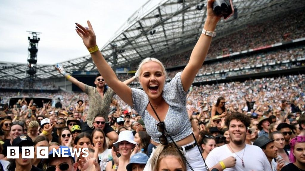 Australia fires: thousands in Sydney for the control of fire-Australia-concert