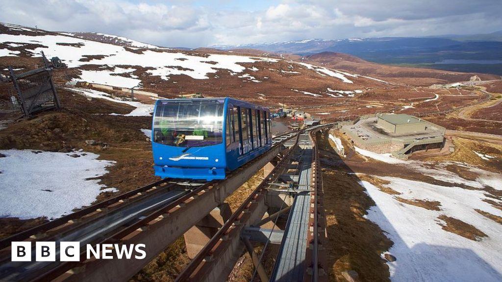 Cairngorm funicular