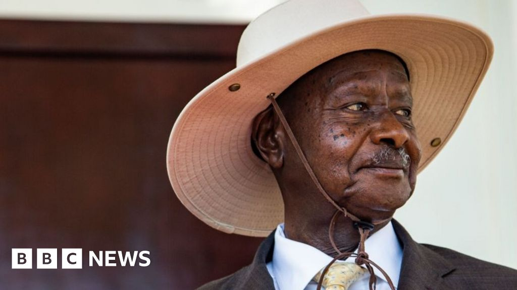 How potatoes and cassava helped Uganda's Museveni shed 30kg