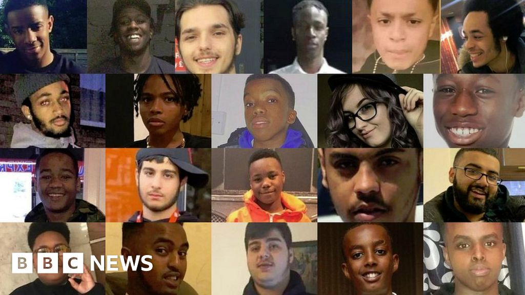 London knife crime: Number of teenagers stabbed to death hits 11-year high