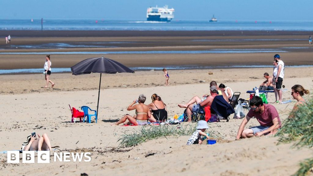 On Wednesday, Britain s hottest day of the year so far, as the heat wave continues