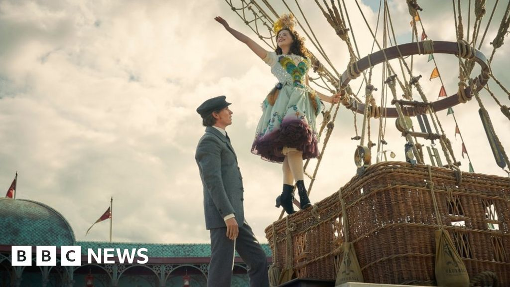 The Aeronauts: Facts about fiction in Eddie Redmayne's new film