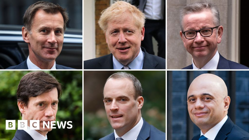Tory leader hopefuls to face second vote thumbnail
