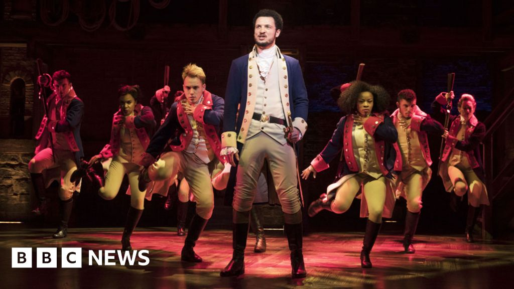 Hamilton: No Lin-Manuel Miranda in London 'before 2019'