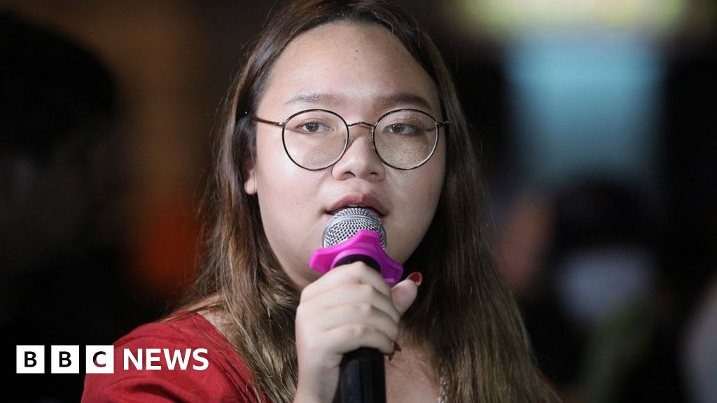 The student daring to challenge Thailand's monarchy thumbnail