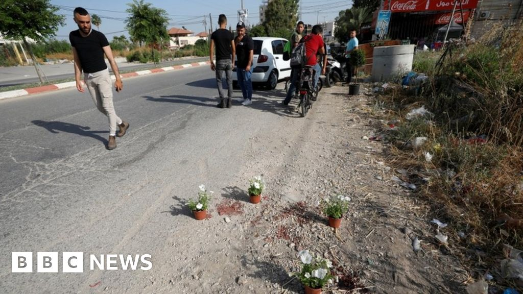 Palestinian security officers killed during Israeli raid in West Bank