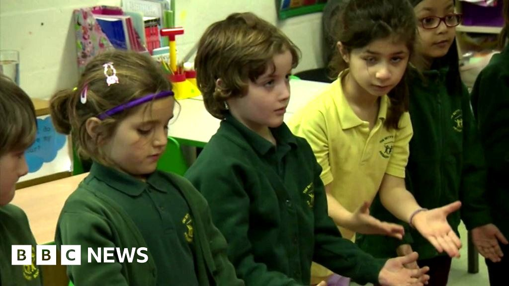 Mindfulness to help children's mental well-being in schools