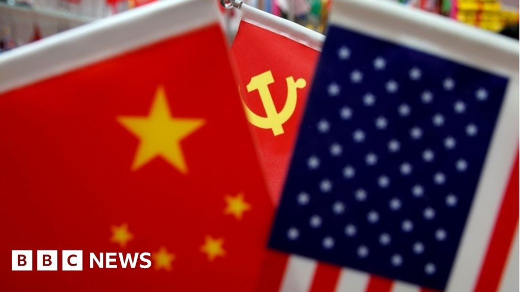 Chinese step up attempts to influence Biden team – US official