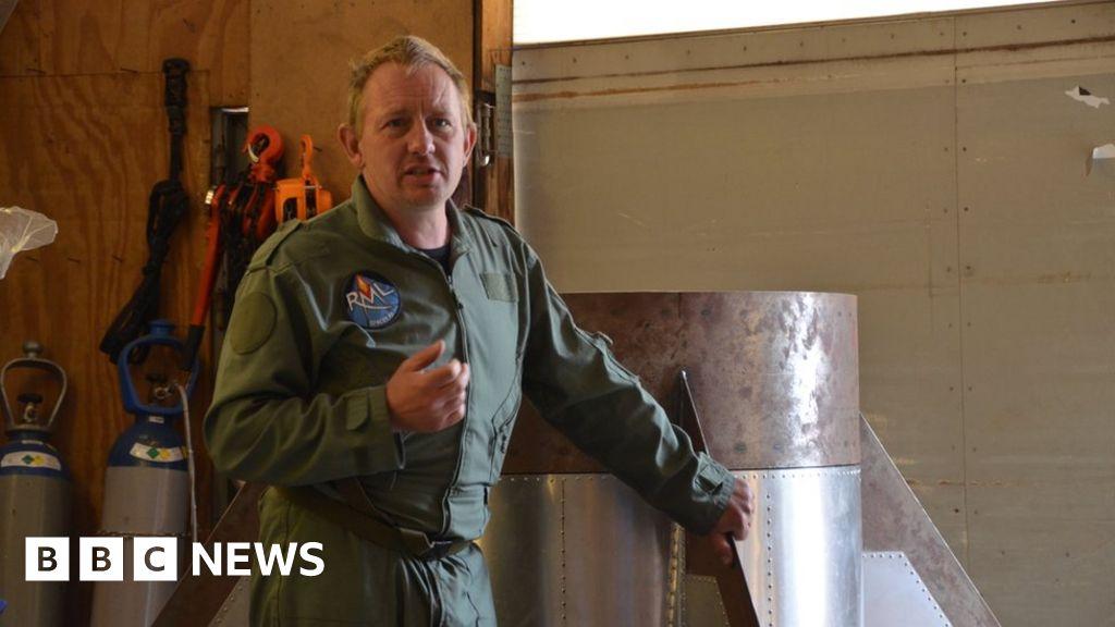 Danish submarine killer Madsen caught in prison escape