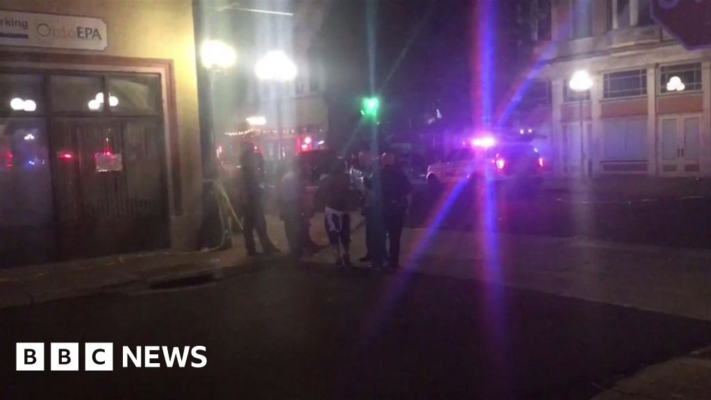 Nine killed in Dayton mass shooting